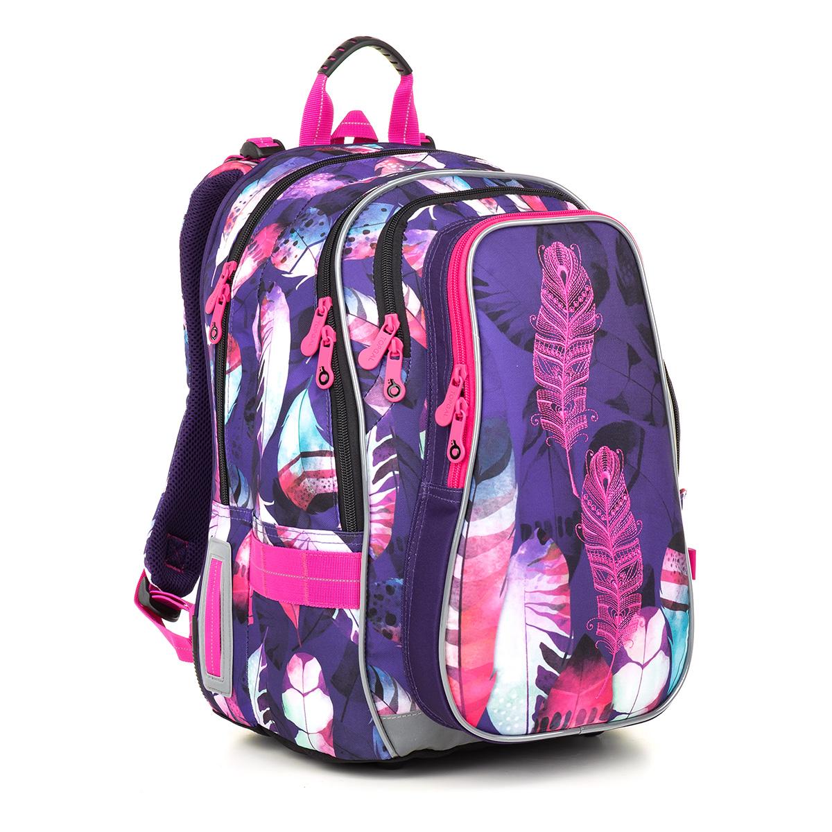 školní batohy do 2. a 3. třídy