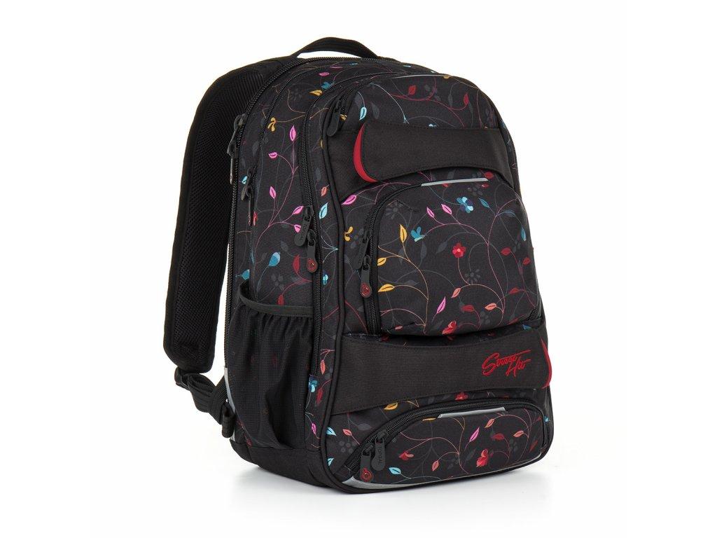 Studentský batoh Topgal HIT 885 A - Black