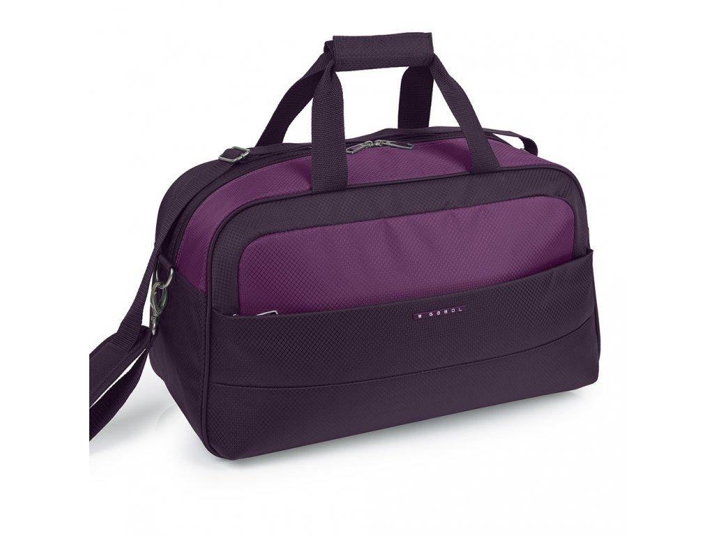 Taška do letadla Gabol Cloud 114009 purple