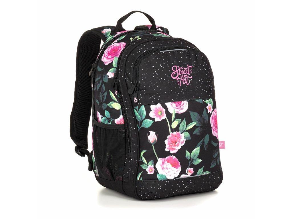 Studentský batoh Topgal RUBI 18025 G