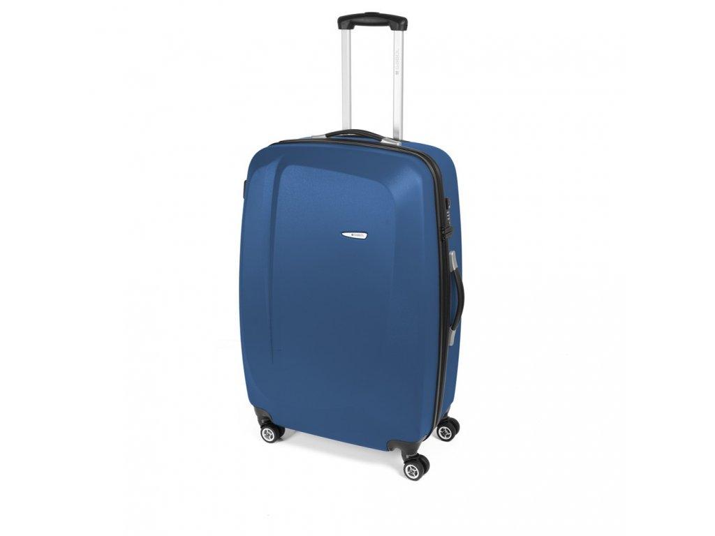 Cestovní kufr Gabol Line azul 77 cm