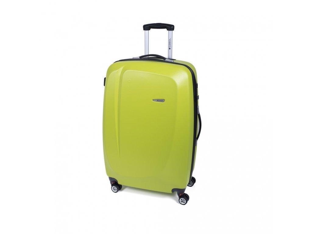 Cestovní kufr Gabol Line pistacho 77 cm