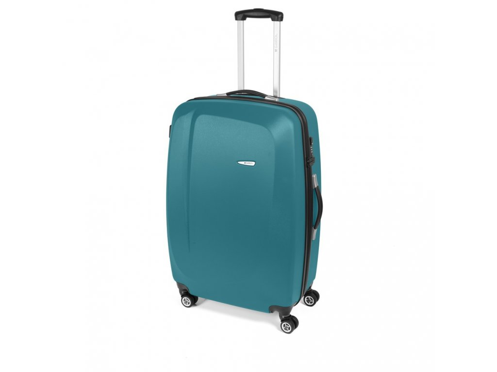 Cestovní kufr Gabol Line turquesa 77 cm