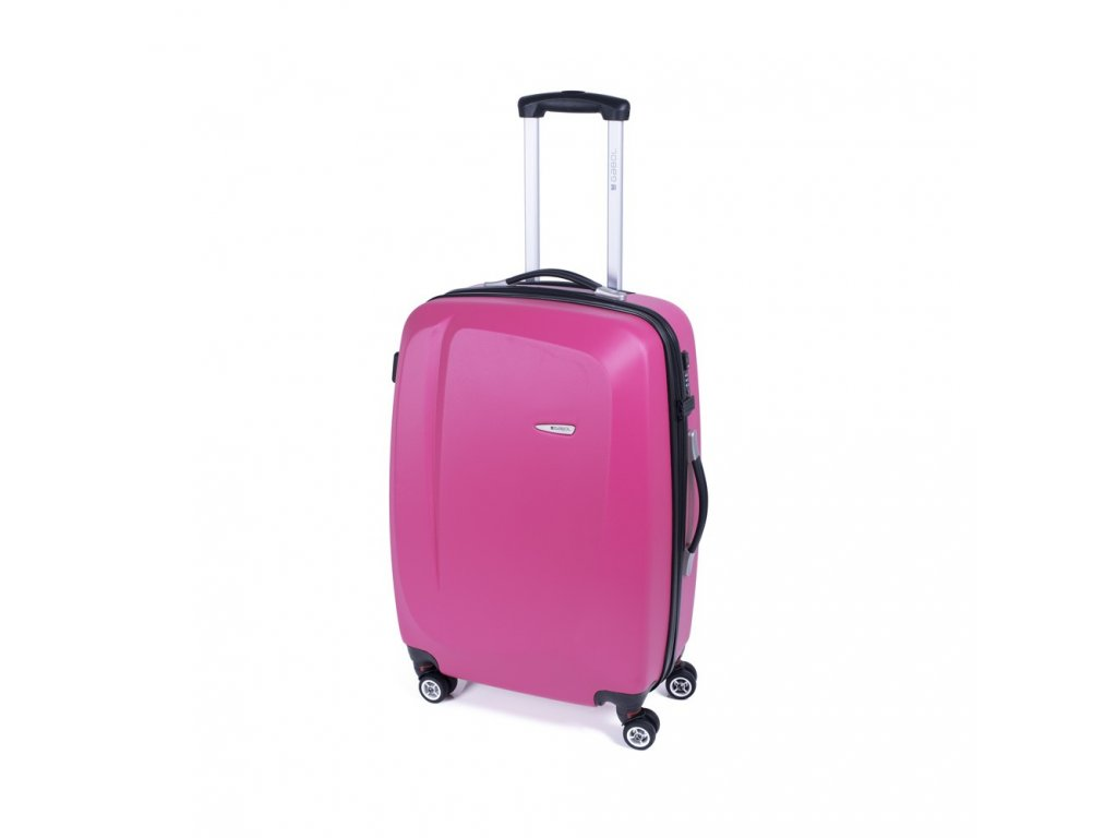 Cestovní kufr Gabol Line fucsia 67 cm