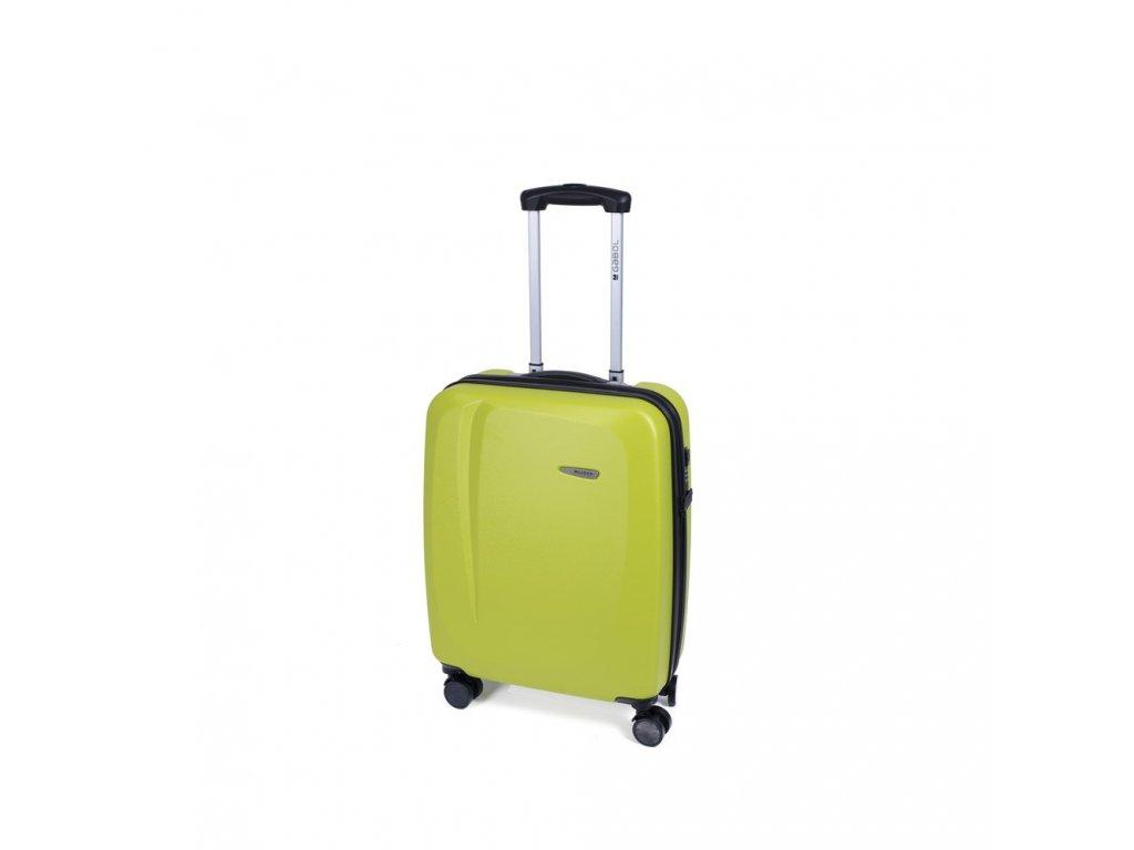 Cestovní kufr Gabol Line pistacho 55 cm