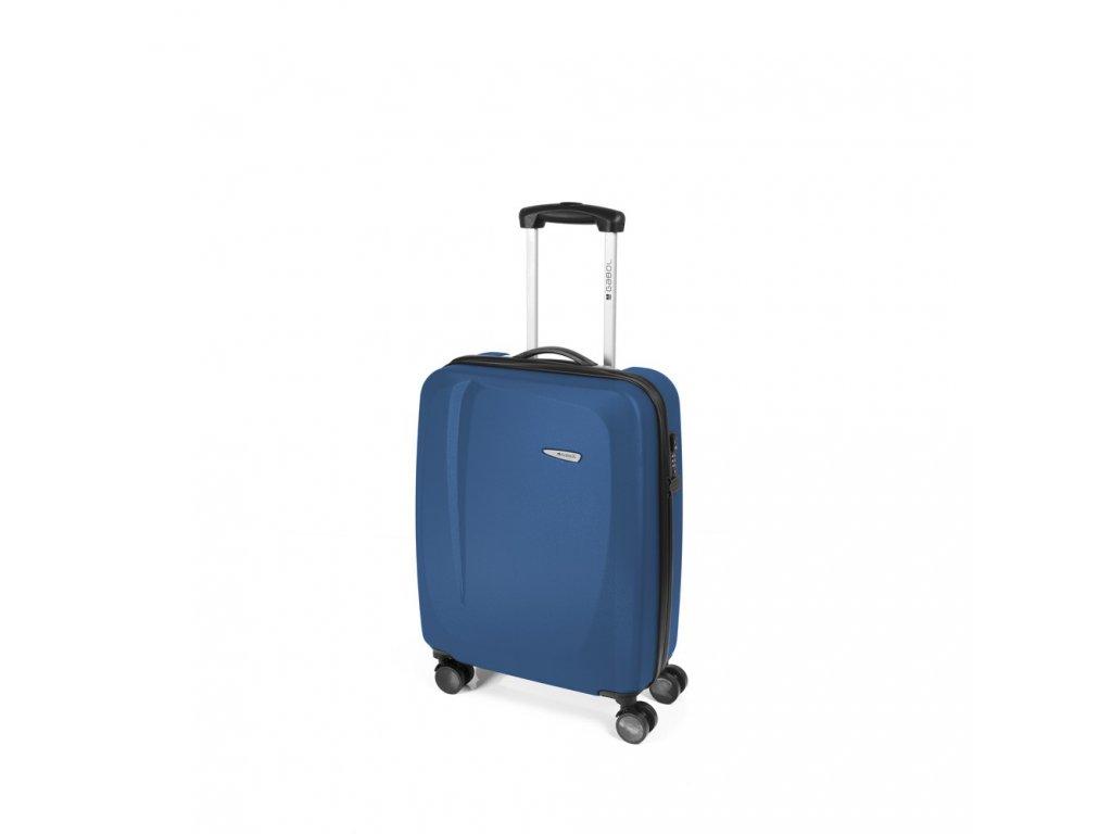 Cestovní kufr Gabol Line azul 55 cm