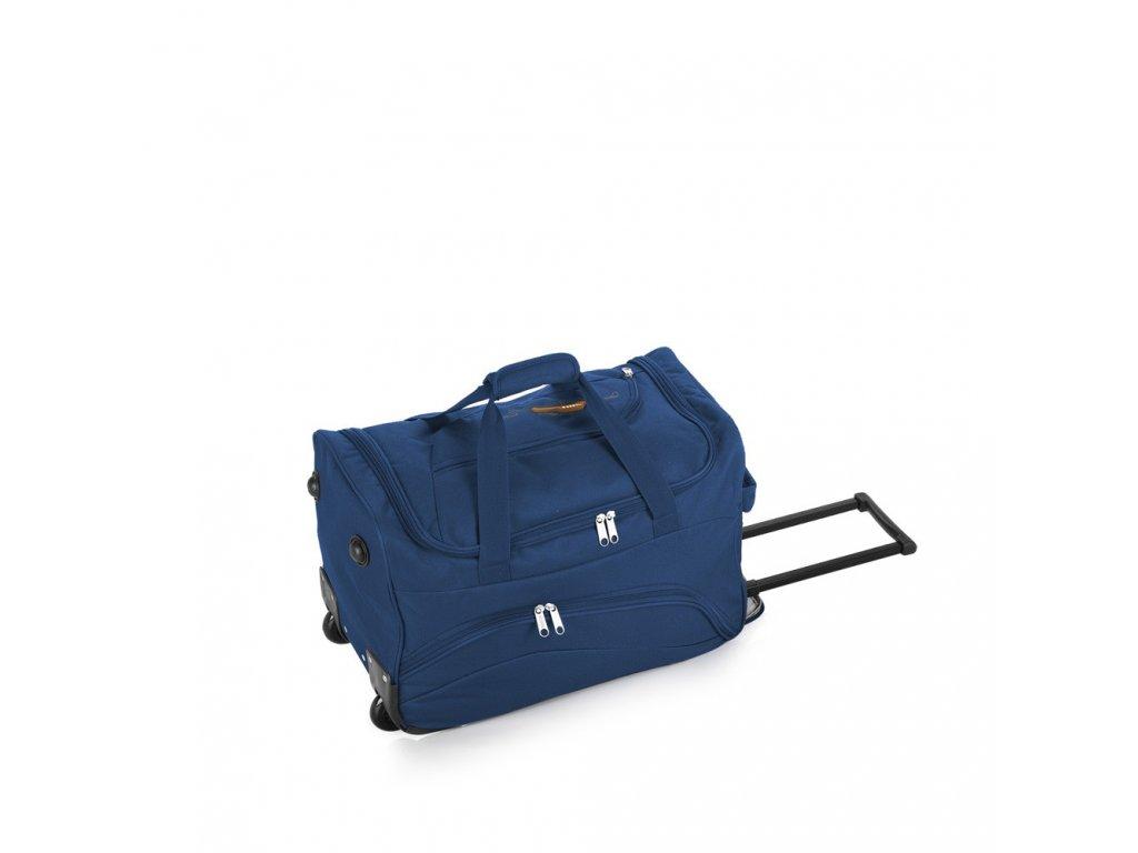 Cestovní taška na kolečkách Gabol Week 100545 41L blue