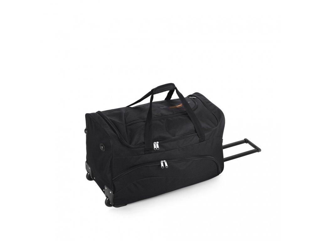Cestovní taška na kolečkách Gabol Week 100546 65L black