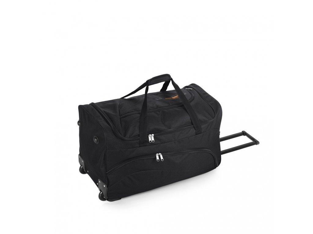 Cestovní taška na kolečkách Gabol Week 100547 87L black