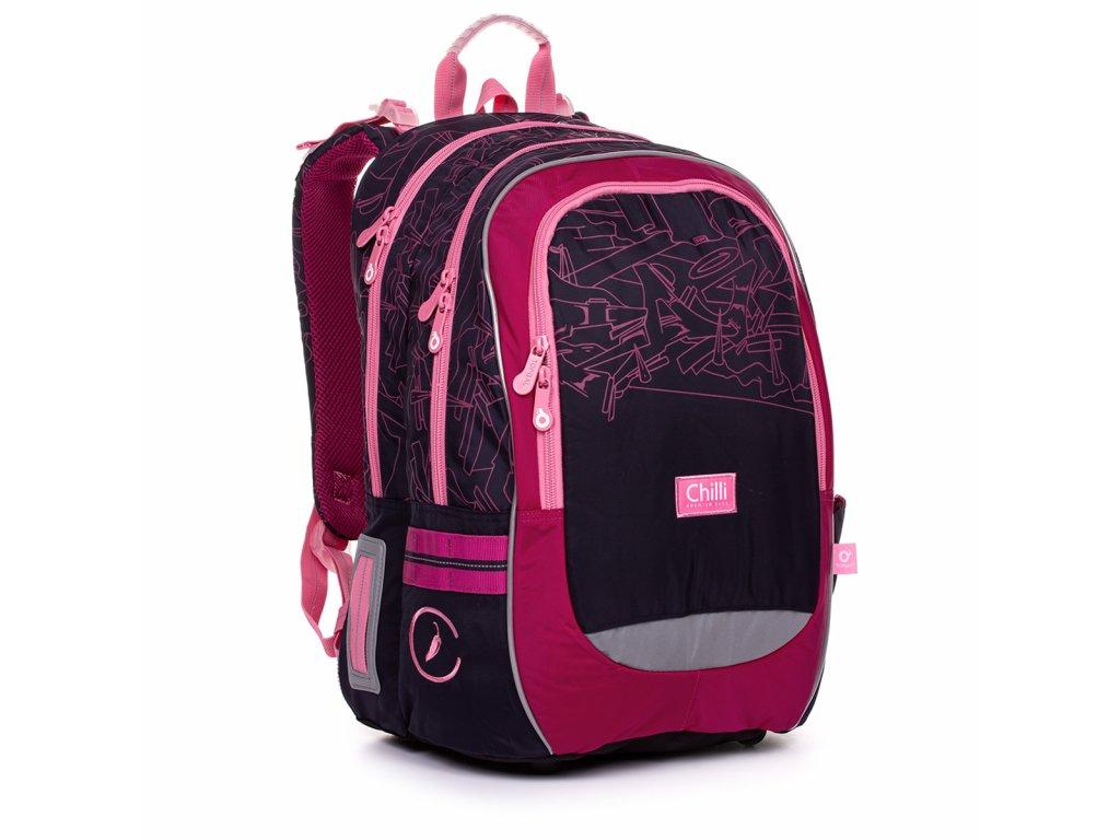Školní batoh Topgal CODA 20009 G