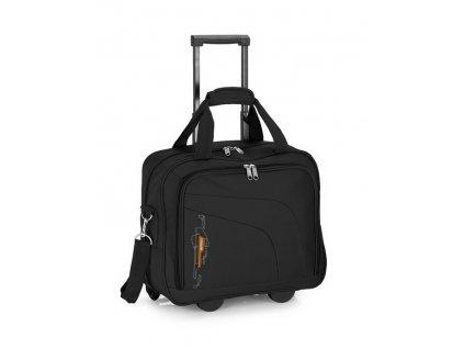 Cestovní taška na kolečkách Gabol Week 100519 black