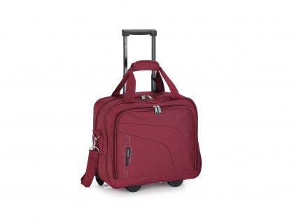 Cestovní taška na kolečkách Gabol Week 100519 red