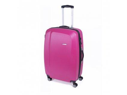 Cestovní kufr Gabol Line fucsia 77 cm