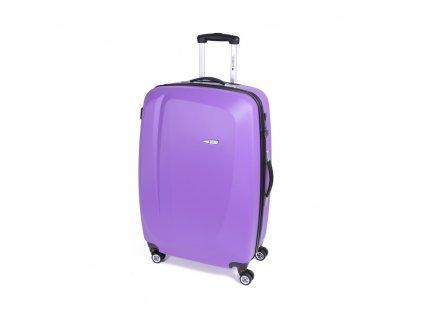 Cestovní kufr Gabol Line malva 77 cm
