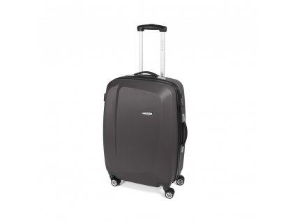 Cestovní kufr Gabol Line gris 67 cm