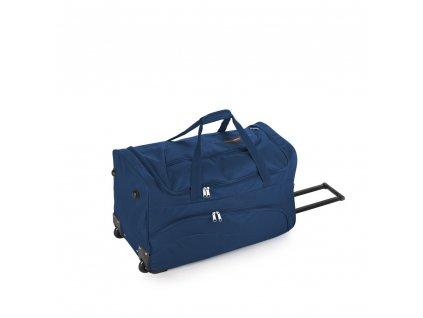 Cestovní taška na kolečkách Gabol Week 100546 65L blue