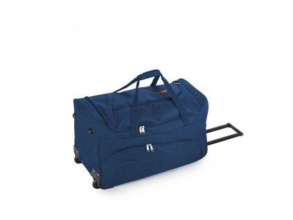 Cestovní taška na kolečkách Gabol Week 100547 87L blue