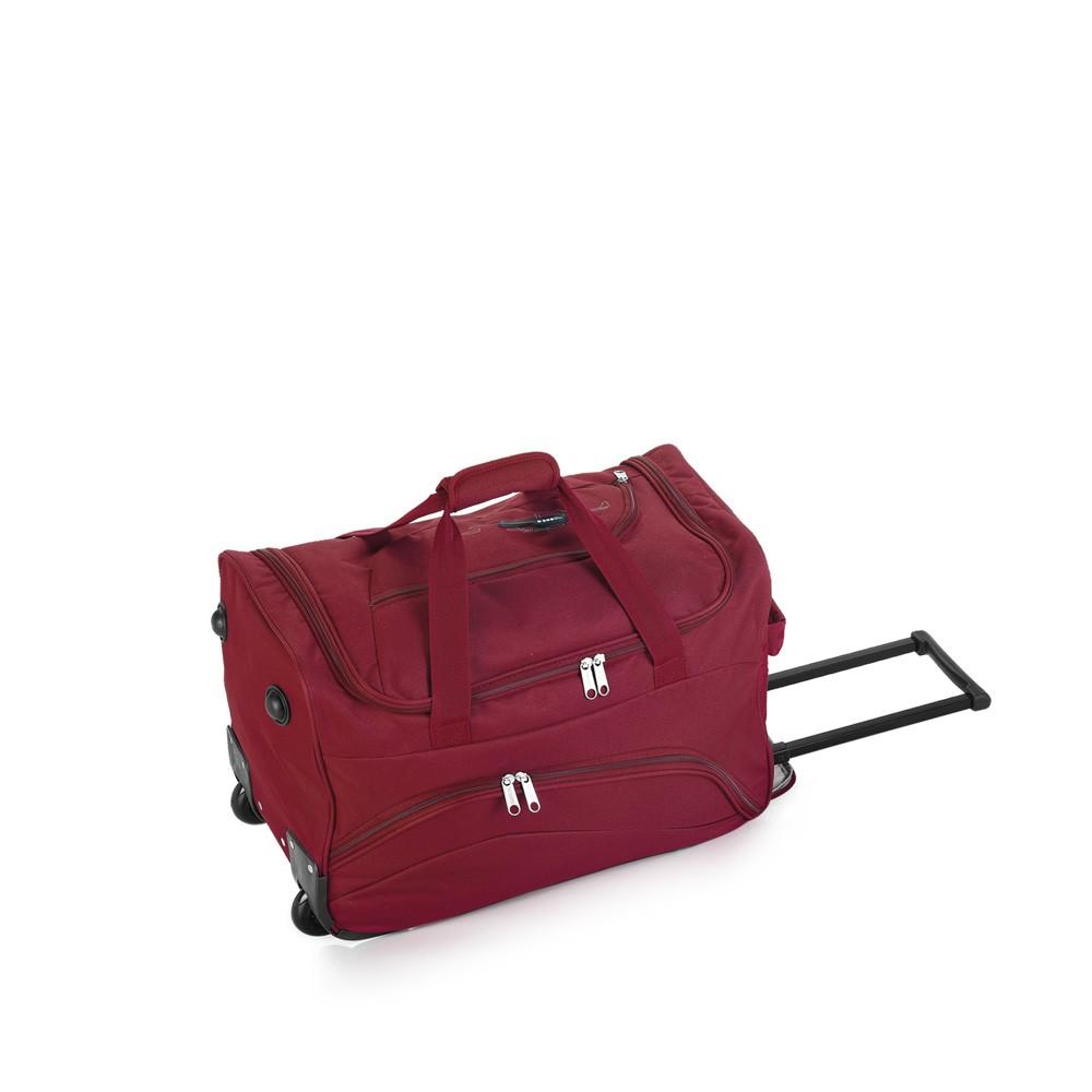 Cestovní taška na kolečkách Gabol Week 100545 41L red