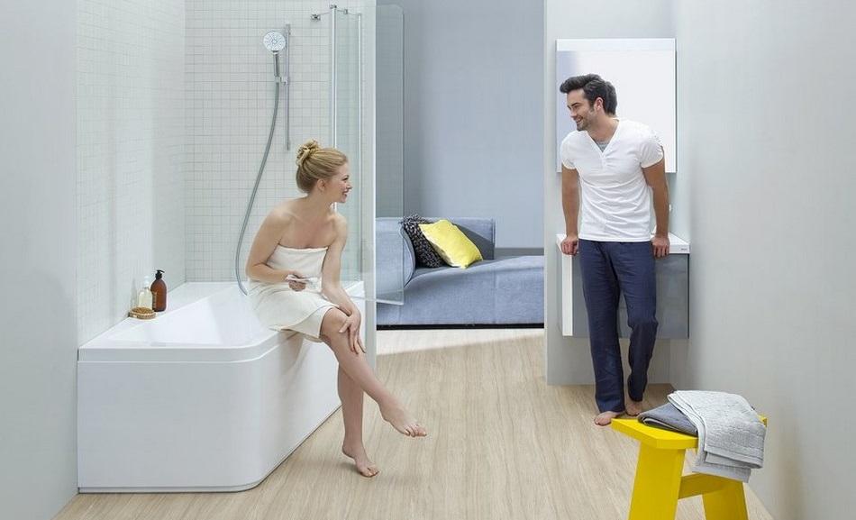 Obklady a dlažba do kúpeľne