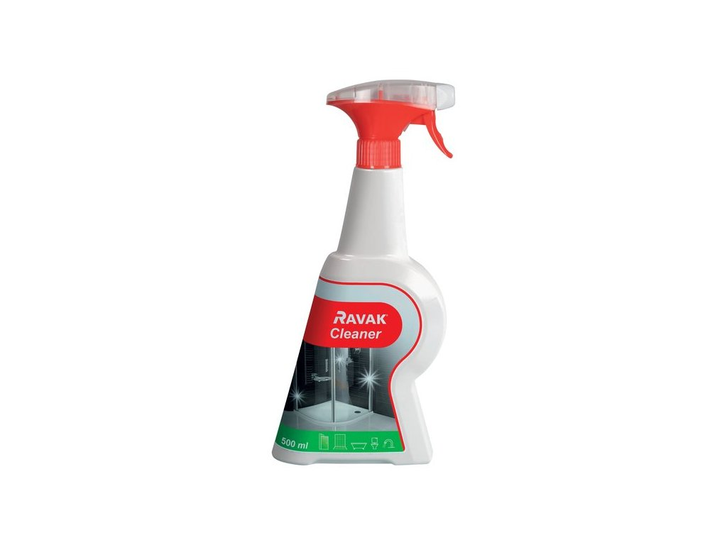 Čistidlo CLEANER Ravak, 500 ml