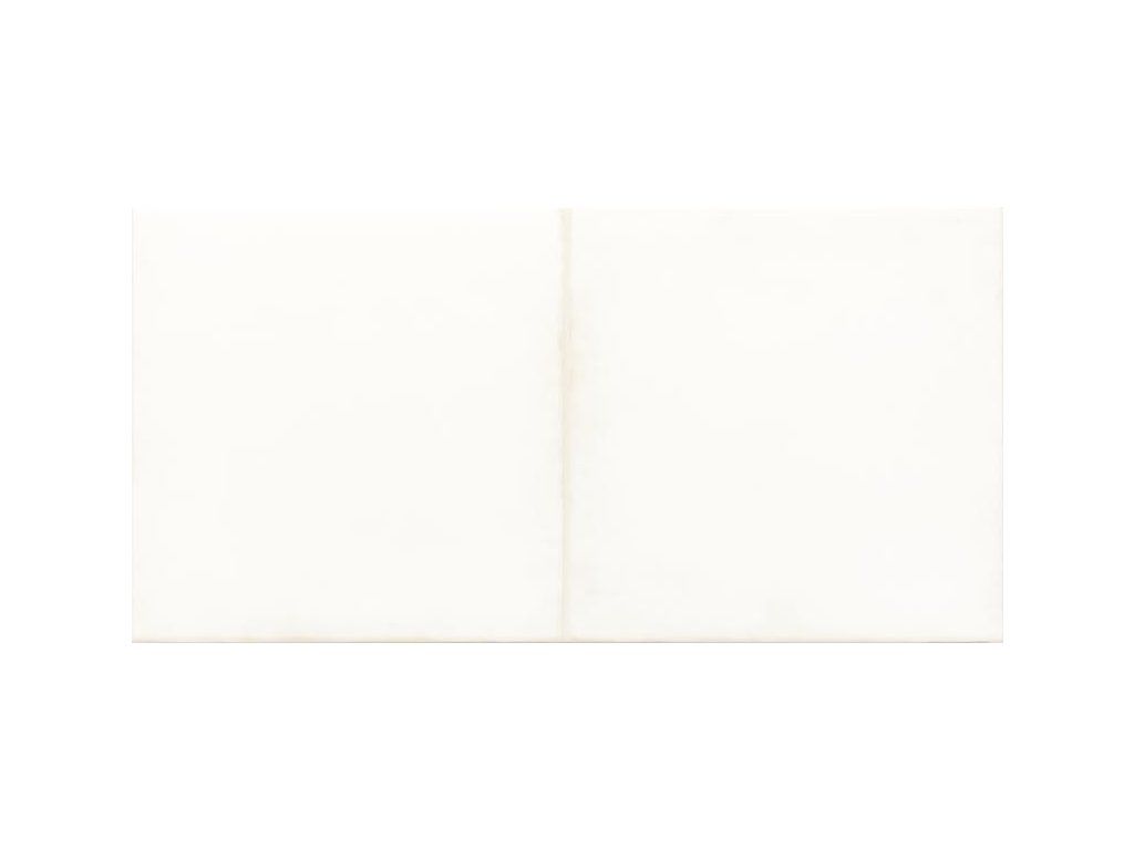 Obkladačka 20x40 cm Rako RETRO, biela