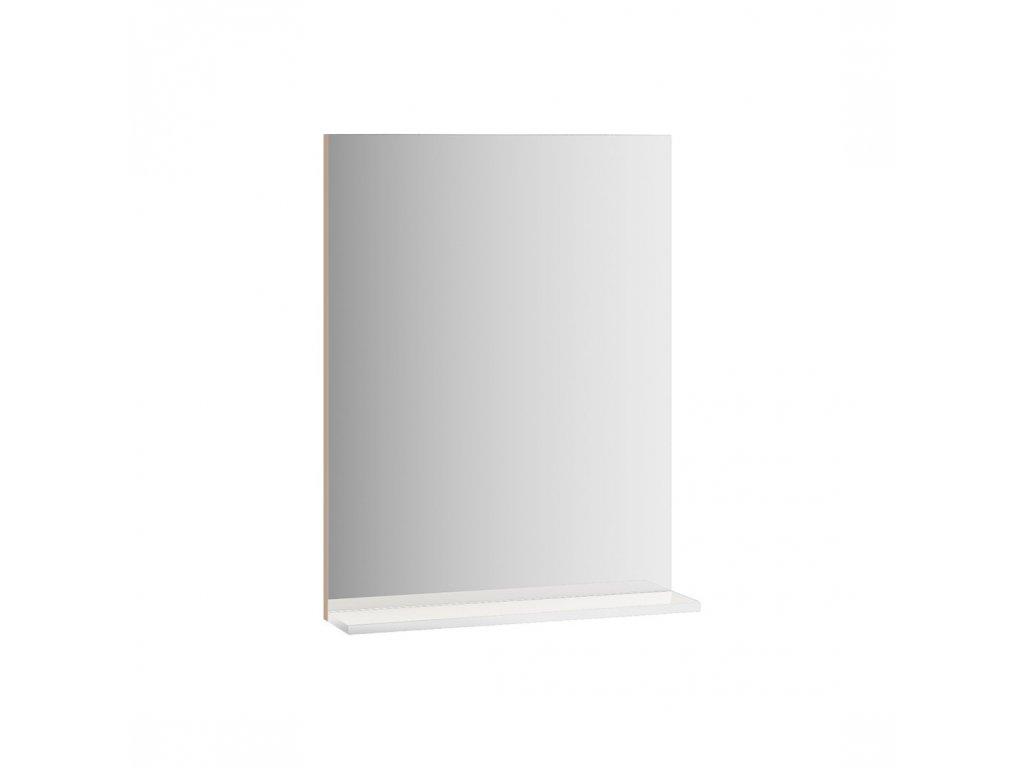 Zrkadlo 60x75 cm ROSA II 600 Ravak, biela