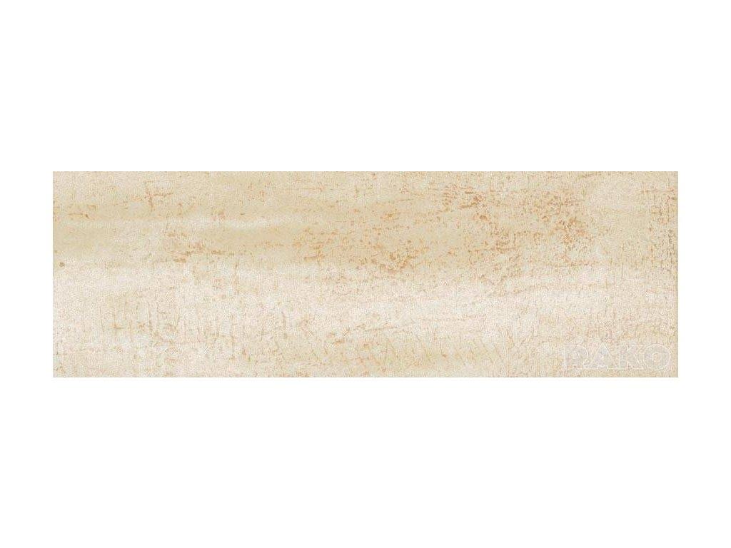 Dlaždica 45x15 cm Rako MANUFACTURA, biela