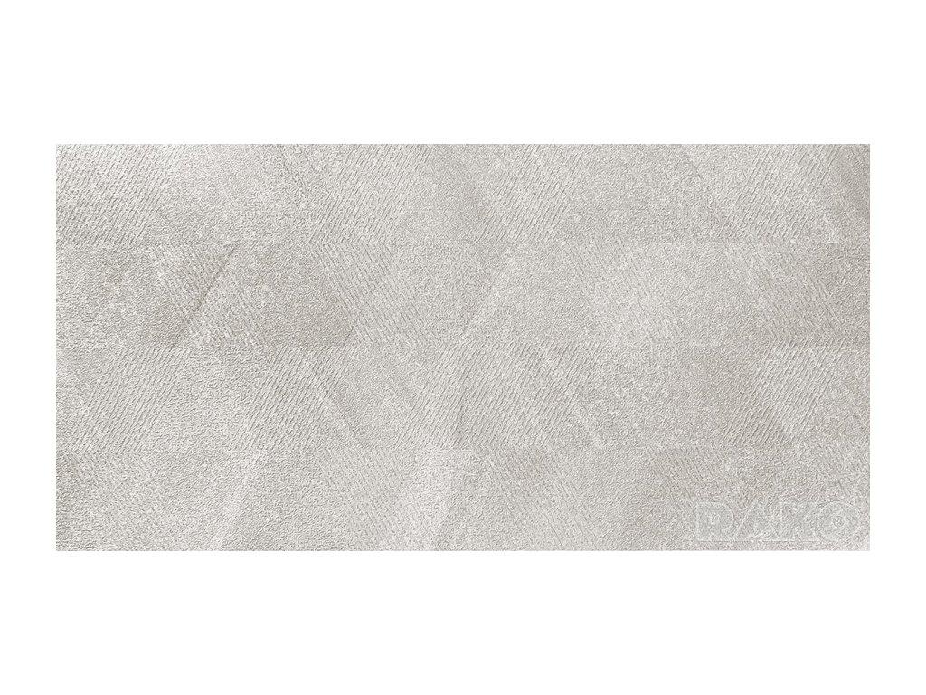 Obkladačka 30x60 cm Rako CASA, šedá
