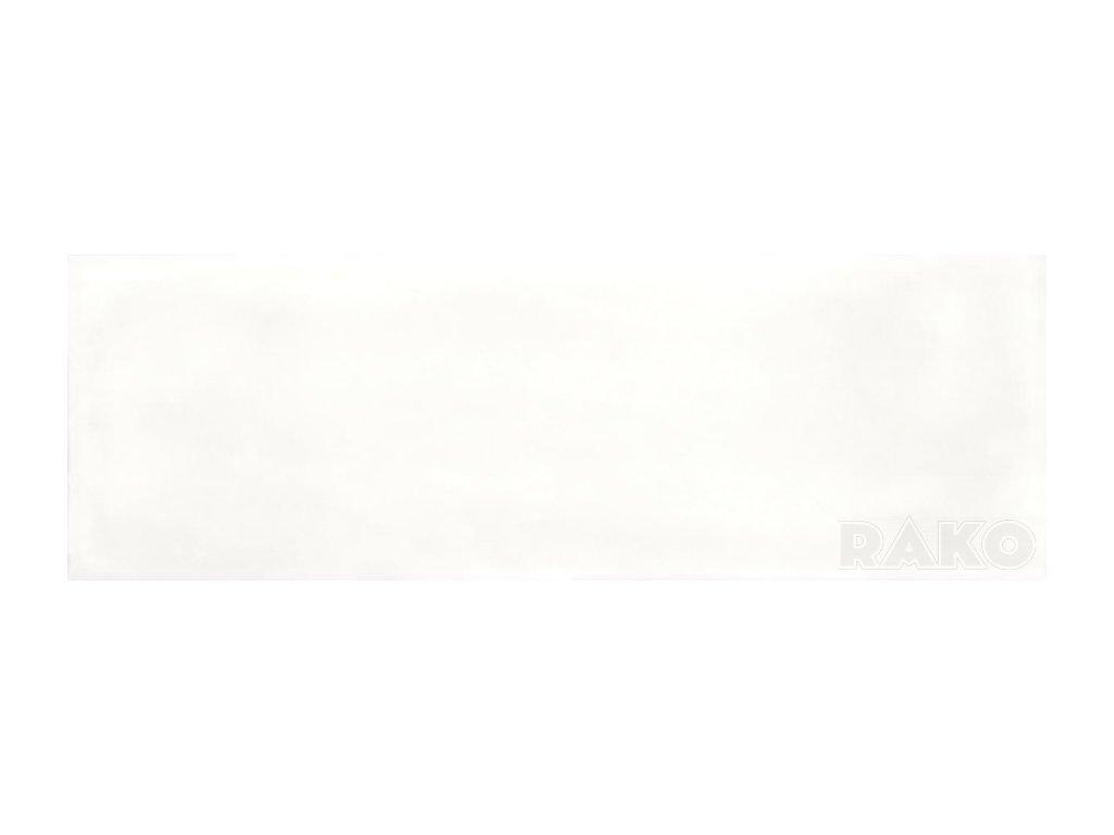 Obkladačka 20x60 cm Rako MANO, biela