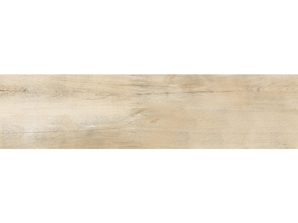 Dlaždica 30x120 cm Rako SALOON, béžová