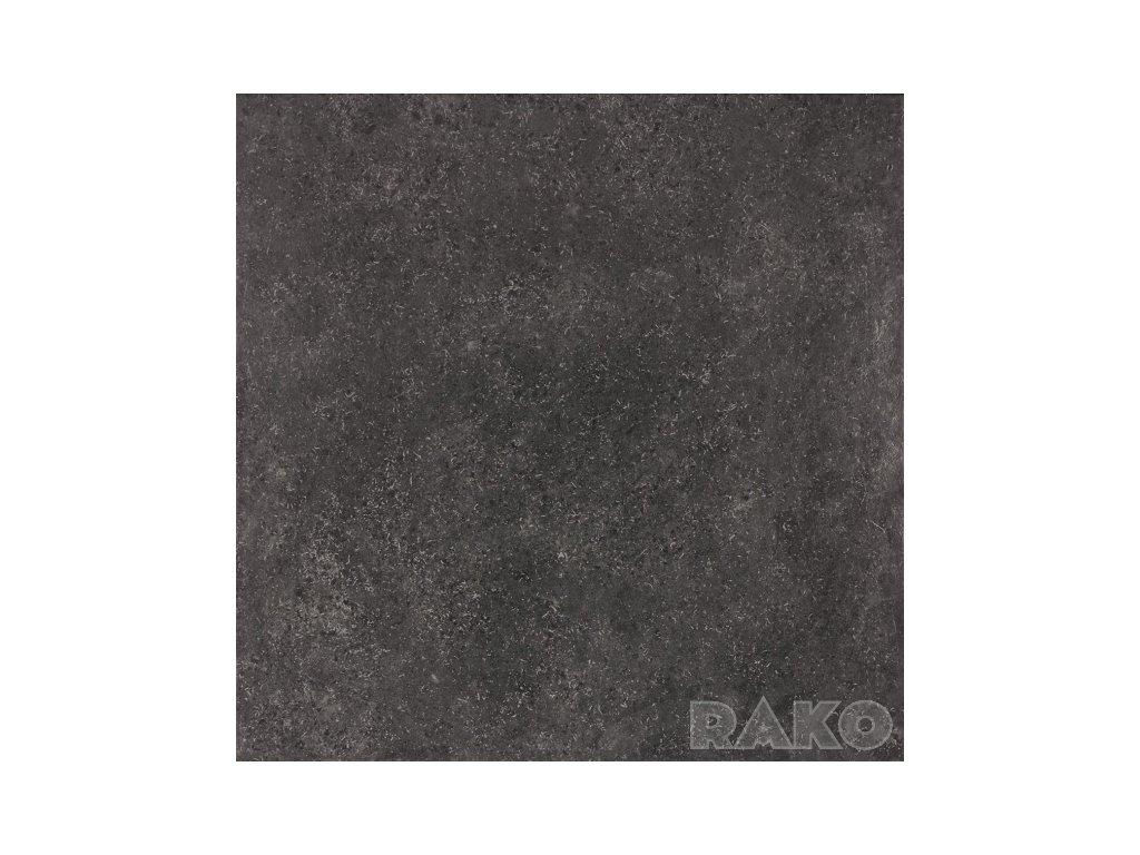 Dlaždica 60x60 cm Rako BASE, čierna