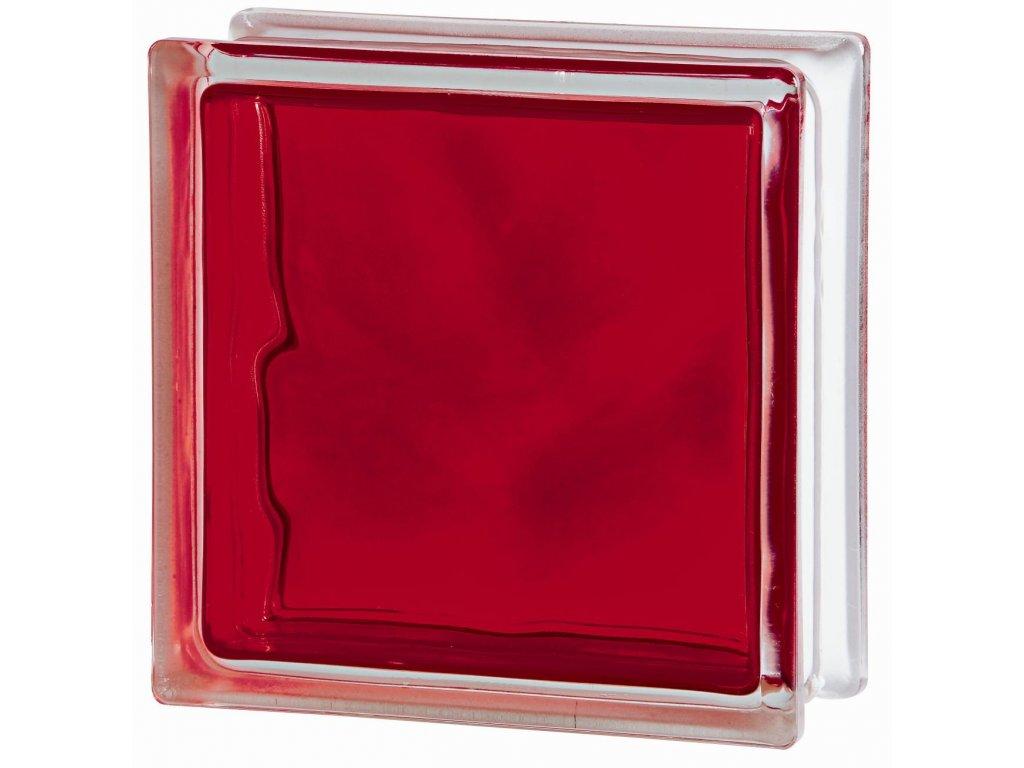 Sklobetón 1919-8WRE Red Wave, červený