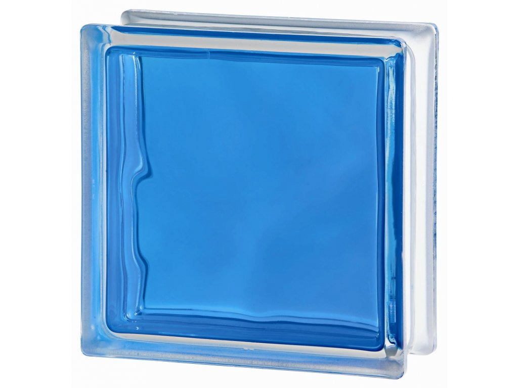 Sklobetón 1919-8WBL Blue Wave, modrý