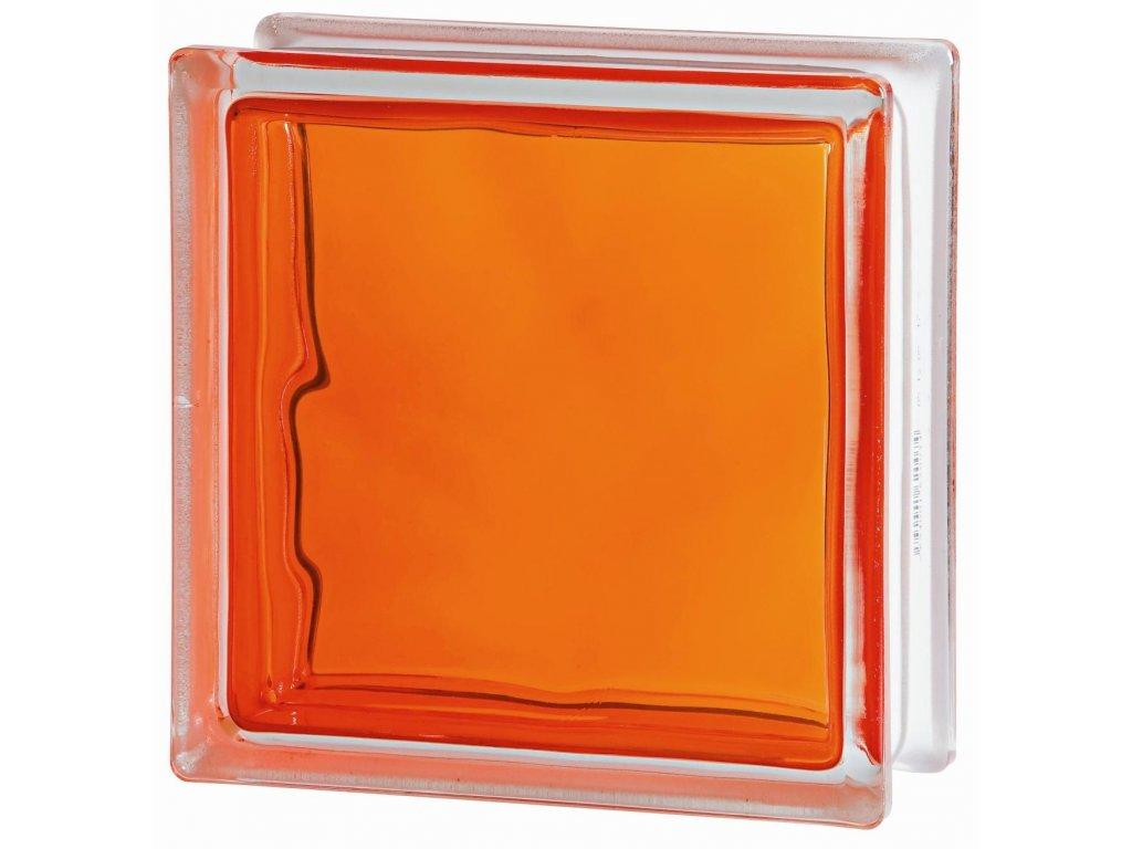Sklobetón 1919-8WOR Orange Wave, oranžový