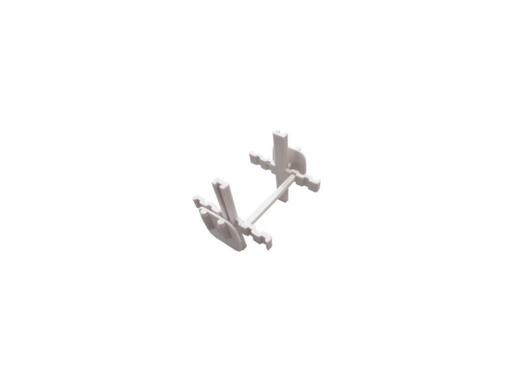 Distančné krížiky 16 mm pre sklobetón