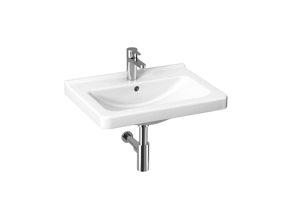 Umývadlo 60x45 cm CUBITO PURE Jika, biela