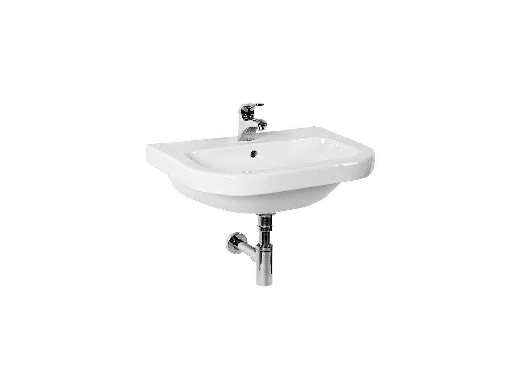 Umývadlo 60x45 cm DEEP By Jika, biela