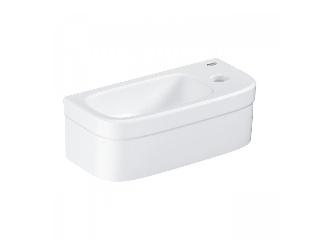 Umývadielko 37 cm EURO CERAMIC Grohe, biela