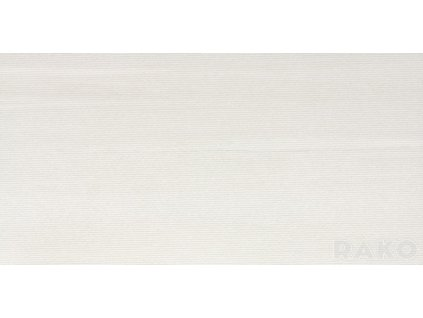 Obkladačka 30x60 cm Rako CASA, biela