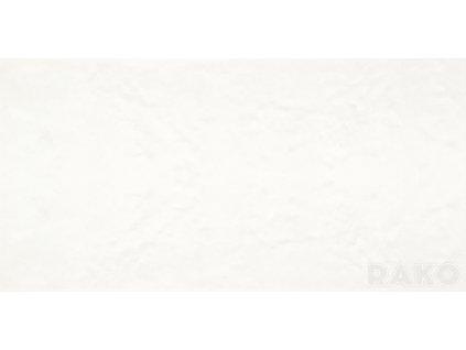 Obkladačka 30x60 cm Rako MANO, biela
