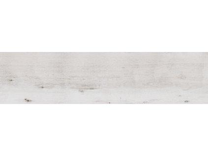 Dlaždica 30x120 cm Rako SALOON, bielošedá