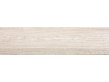 Dlaždica 15x60 cm Rako FARO, béžovo-šedá