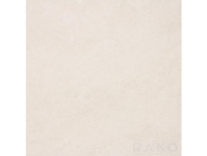 Dlaždica 60x60 cm Rako KAAMOS, slonovina