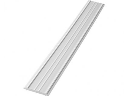 Horizontálny profil 115 cm BlockLock Original, biela