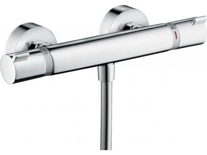 Sprchová nástenna termostatická batéria ECOSTAT Comfort Hansgrohe, chróm