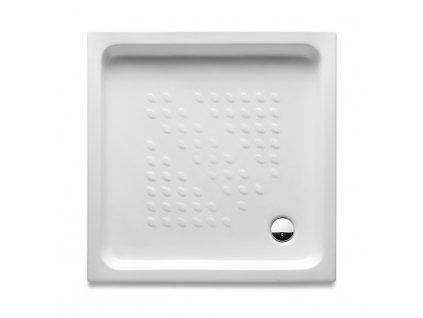 Sprchová vanička štvorcová 80x80 cm ITALIA Jika, biela
