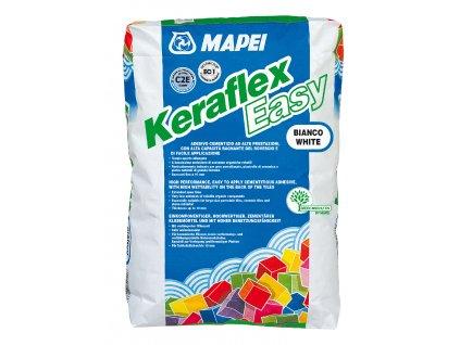 Flexibilné cementové lepidlo KERAFLEX Easy Mapei, šedá, 25 kg