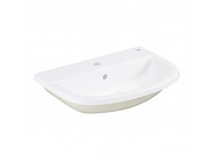 Zápustné umývadlo 55 cm BAU CERAMIC Grohe, biela