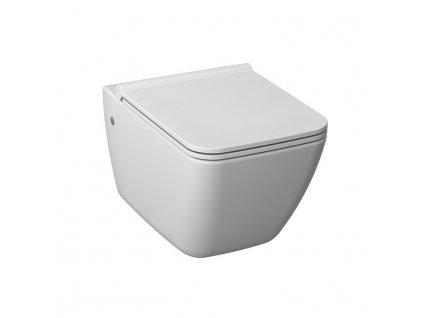 Závesná WC misa CUBITO PURE Jika, biela