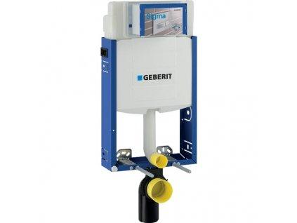 Prvok KOMBIFIX Eco Geberit pre závesné WC, 108 cm, nádržka UP320